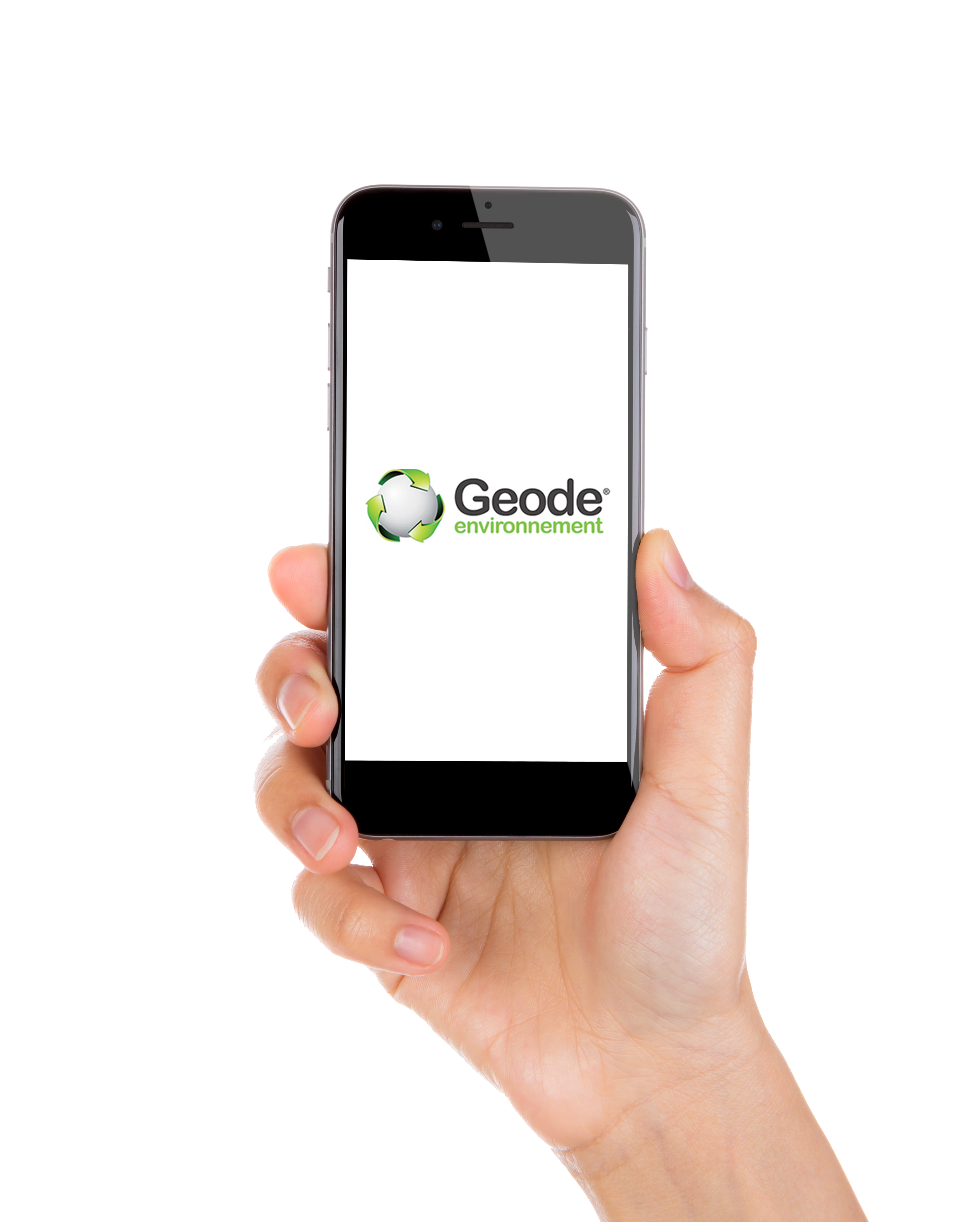 Application mobile Geode environnement